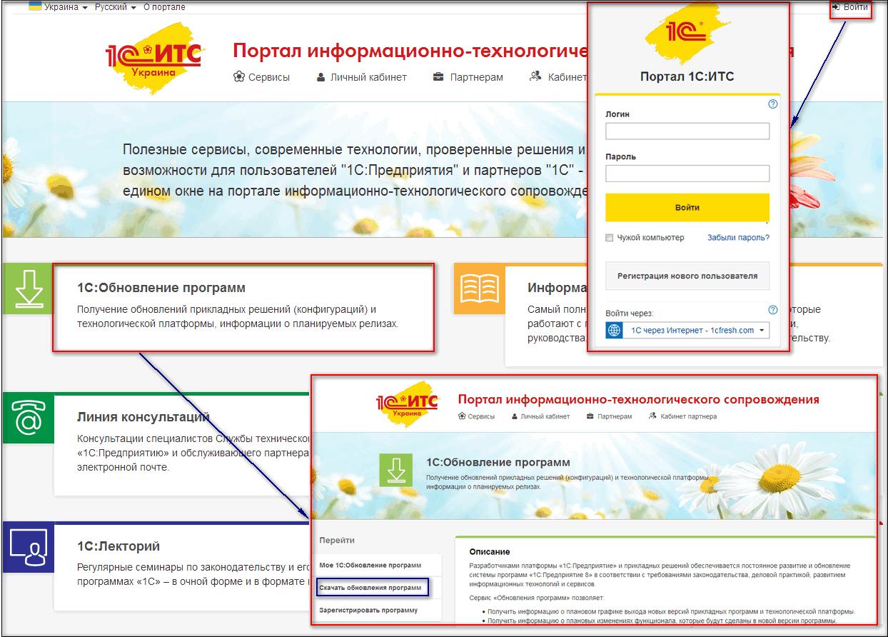 Скачать обновление 1с украины 1с розница установка закупочных цен